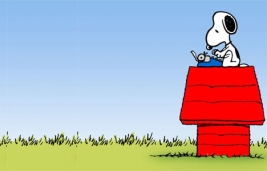 snoopy-and-typewriter1