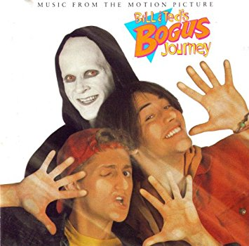 Bill & Ted's Bogus Journey- Music From The Motion Picture